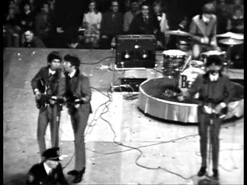 The Beatles -  All My Loving - Washington D.C.1964