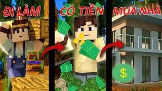 Làm Thế Nào Để Mua Nhà Đẹp Nhất Trong Minecraft