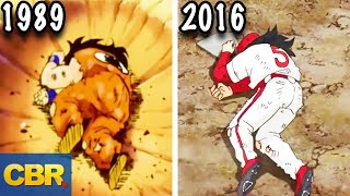 10 Times Yamcha From Dragon Ball Showed How Weak He Was