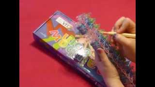 "♥ How To Make ""The Triple"" Band Bracelet With The"