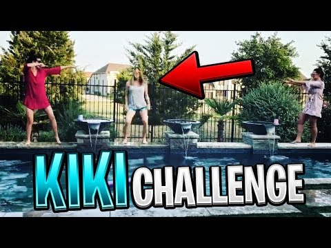 WE DID THE IN MY FEELINGS CHALLENGE!! (KIKI CHALLENGE)