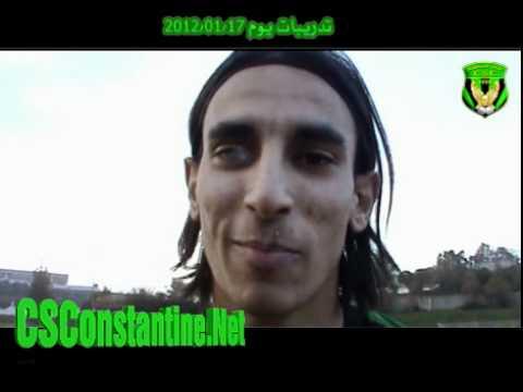 Boukhit Cyrille sur CSConstantine.Net