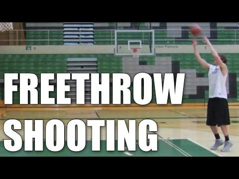 Gordon Hayward: Basketball Free Throw Shooting