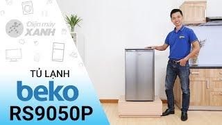Tủ lạnh Beko RS9050P - Nhỏ nhưng có võ | Điện máy XANH