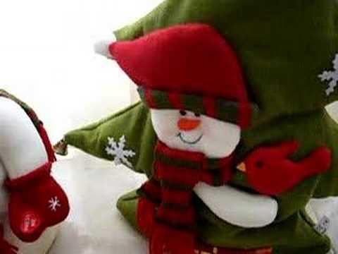 Mu ecos de navidad youtube - Munecos de navidad ...