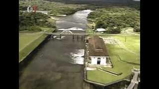 Sedem Divov - Panamský prieplav