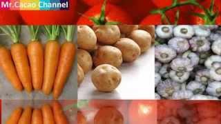 Cách phân biệt rau củ quả của Việt Nam và Trung Quốc