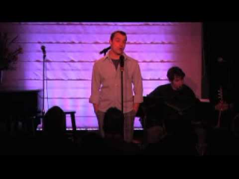 Ryan Rigazzi sings Im Not That Girl from Wicked