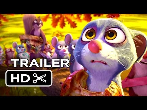 The Nut Job Official Christmas Trailer (2014)