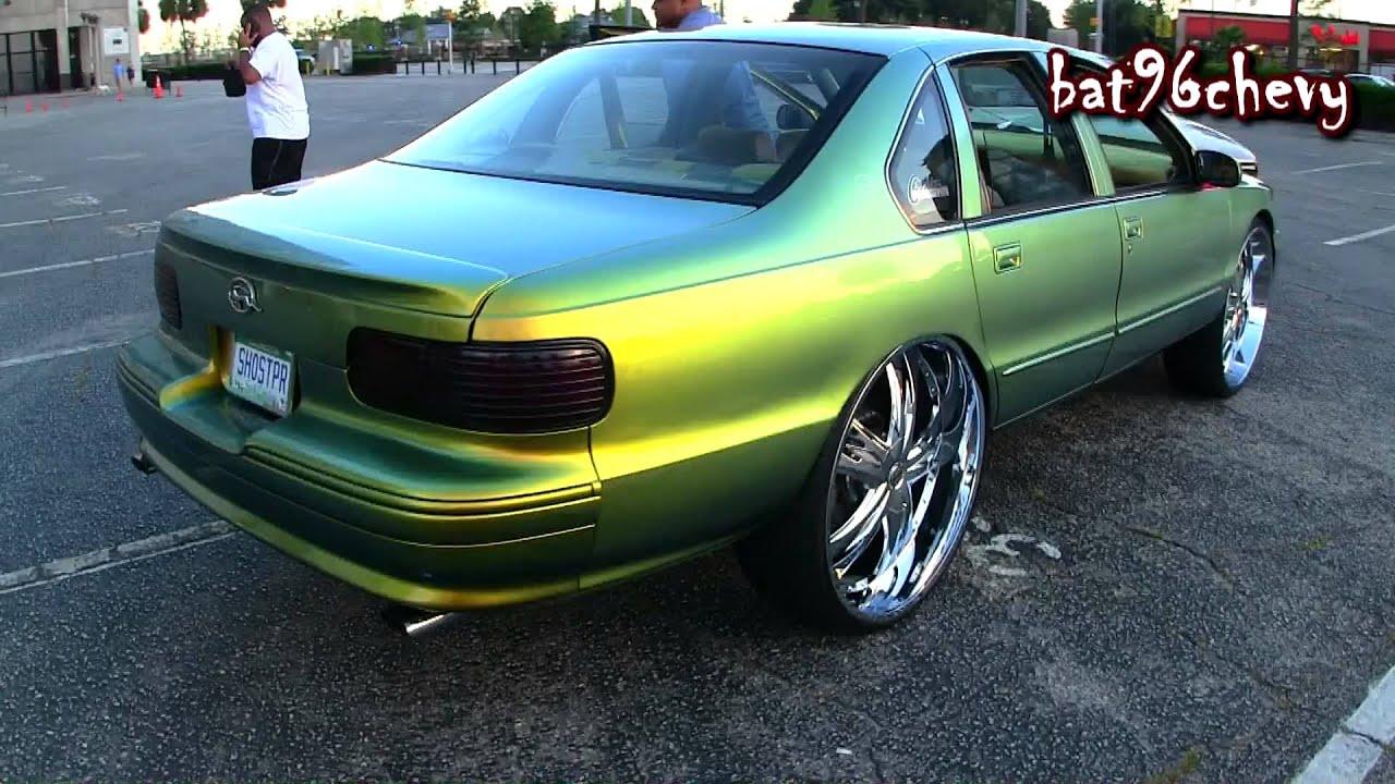 96 Caprice On Forgi 26 S Amp 96 Impala Ss On Dub 28 S