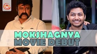 Balakrishna talks about His Son Mokshagnya