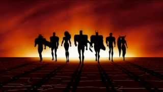 Justice League: The Animated Series Opening Theme True