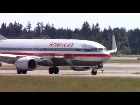 SEA-TAC Plane Spotting Episode 2 - Epic Jets