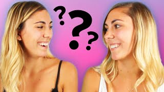 Identical Twins Learn Weird Twin Facts