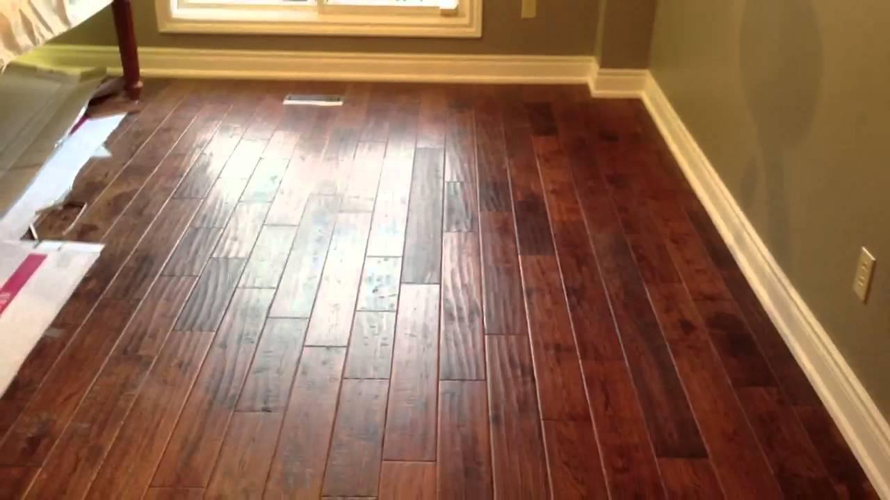 Floorama Flooring Distressed And Hand Scraped Oak