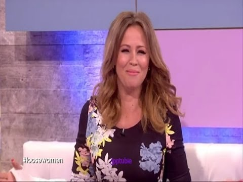 Kimberley Walsh - Loose Women complete - 3 Apr 2014