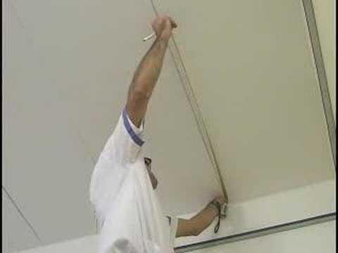 Montaż sufitu podwieszanego Knauf