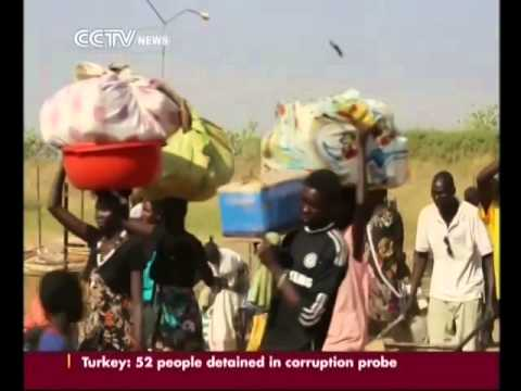 South Sudan violence: Businesses reopen in Juba, residents resume daily lives