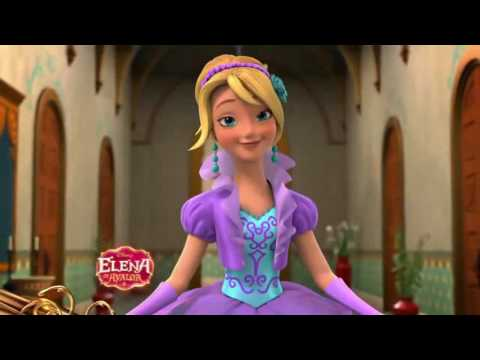 Elena Of Avalor - My Fair Naomi - Promo