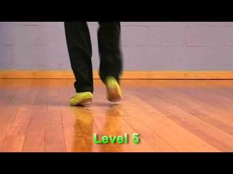 Tap dance with Glenn Wood Tap. Levels 4,5 & 6 promo.
