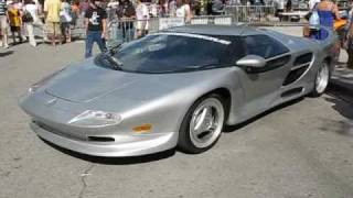 1999 Vector M12 walk around