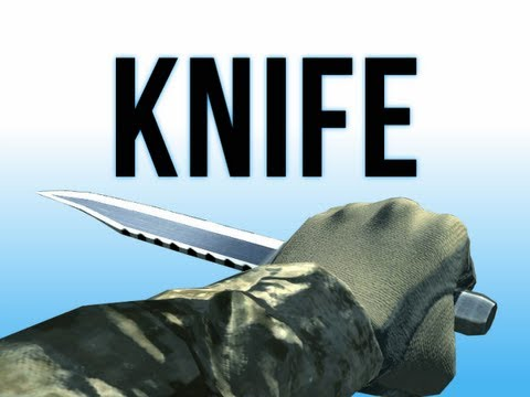 Call of Duty In Depth: Knife (CoD4, WaW, MW2, BO1, MW3)