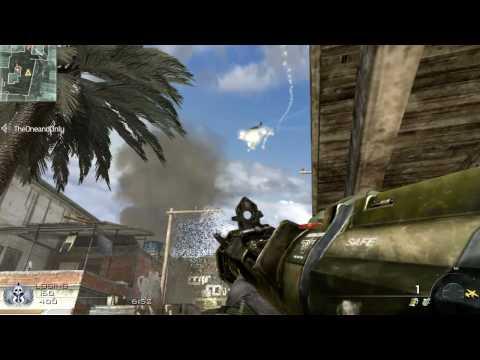 Первое мультиплеерное видео MW2