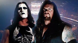 Sting vs The Undertaker Promo | WWE Wrestlemania 34
