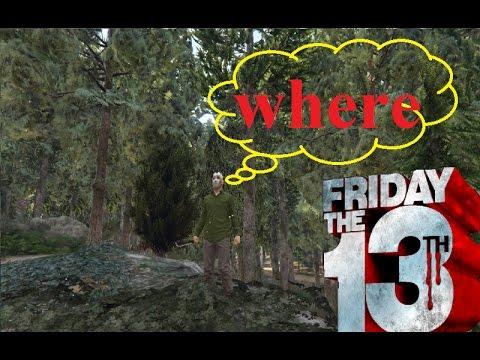 Làm Sát Nhân Jason Vào Rừng Săn Người Đi Cắm Trại Trong GTa 5