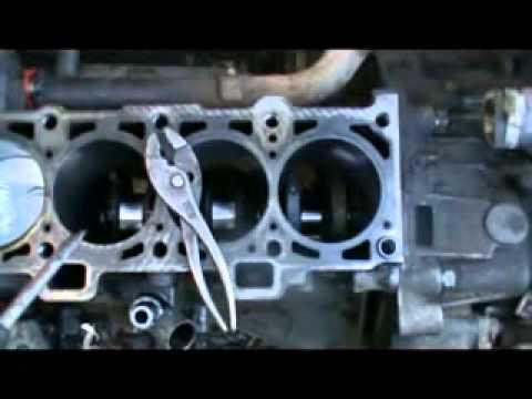 Как собрать двигатель ВАЗ 21083. Сделай