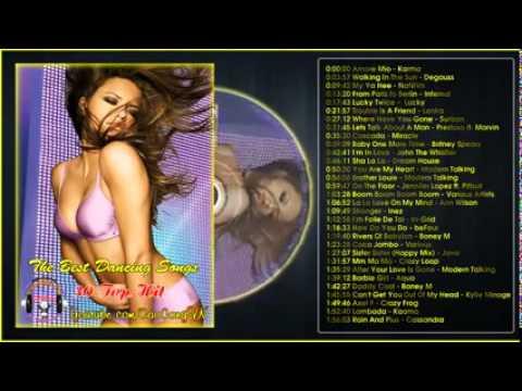 30 Bản Nhạc Dance Hay Nhất Mọi Thời Đại    The Best Dancing Songs