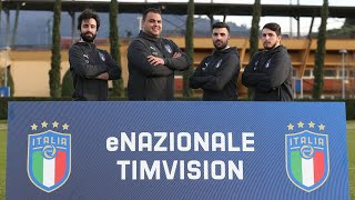 Una sorpresa per i Campioni d'Europa della eNazionale TIMVISION PES