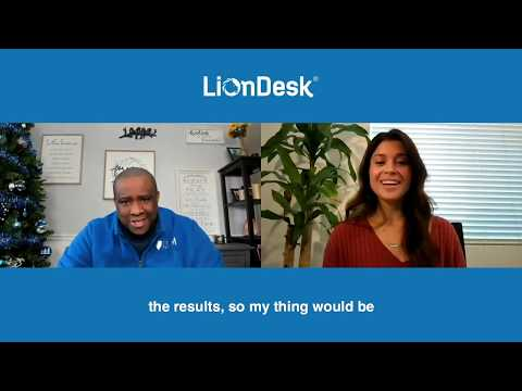 video LionDesk CRM