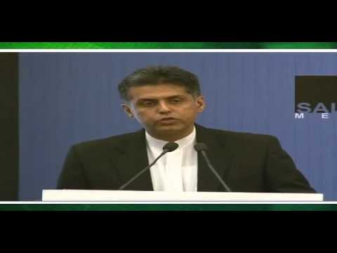 I&B Minister Manish Tewari's address at One Globe-Uniting Knowledge Communities Conference