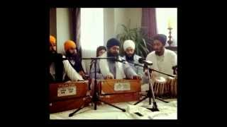 Bhai Anantvir Singh (LA) Vancouver April 29 2012 Local Keertan