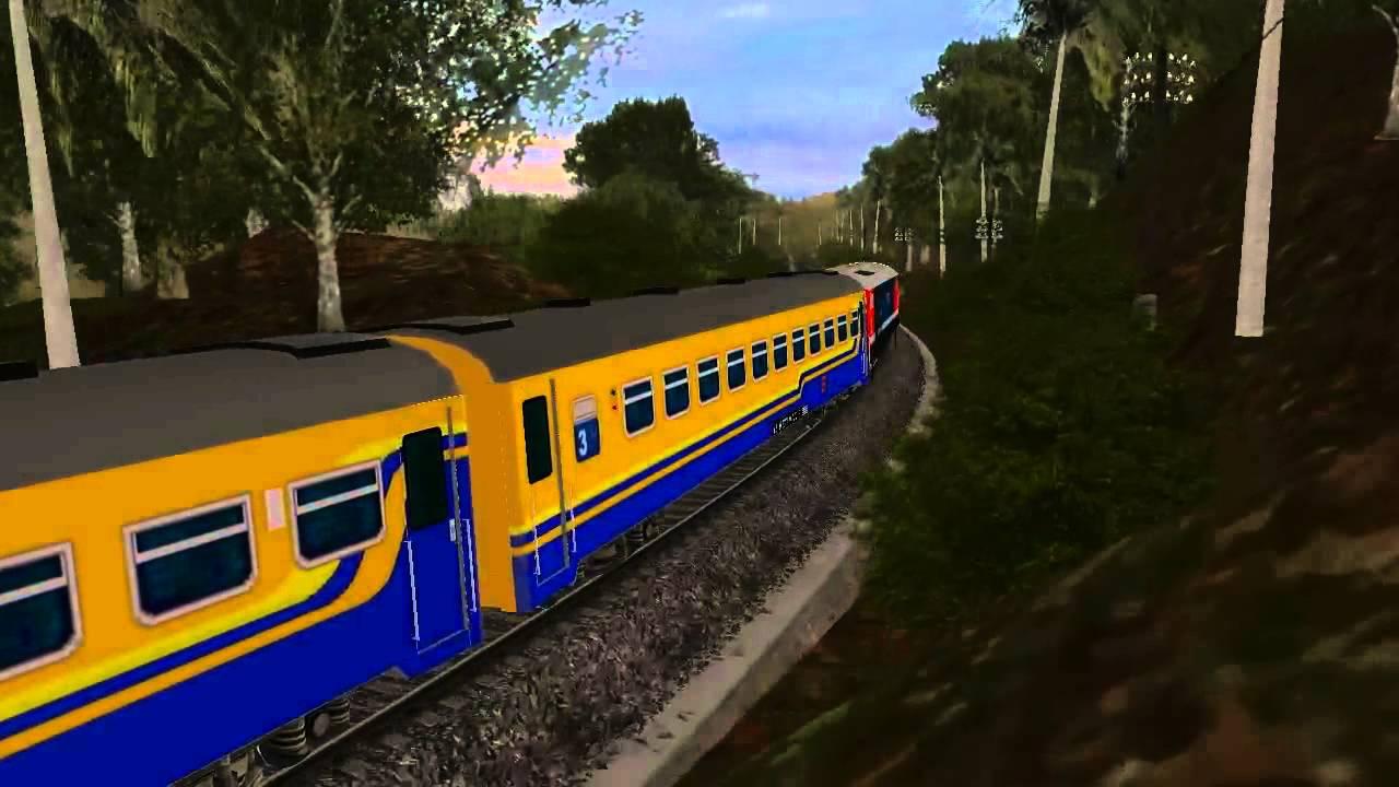 Kereta Api Indonesia - YouTube