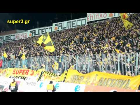 ARIS - iraklis  4-2 SUPER3 video