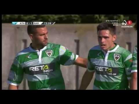 Liga 16-17 - J.4 - Bilbao Athletic 0 Barakaldo 1