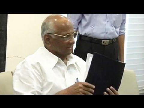 More trouble for Sharad Pawar?