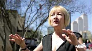 #SXLB: Cindy Gallop, Founder, IfWeRanTheWorld & MakeLoveNotPorn