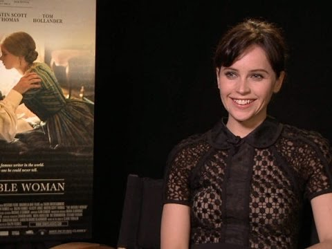 Felicity Jones Talks 'The Invisible Woman' and 'The Amazing Spider-Man 2'