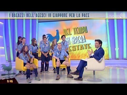 Mille scout italiani in Giappone per la pace