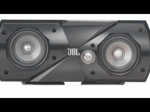 The JBL Cinema 500 Home Theater Speaker System