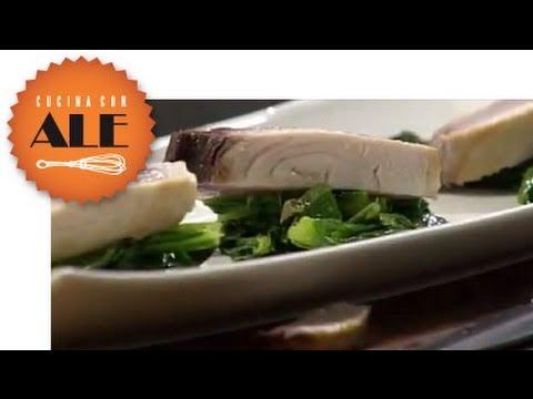 Cucina con Ale - Bocconcini di pesce spada - Ricetta