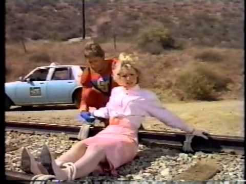 The Myth of the Damsel on the Railroad Tracks  Atlas Obscura