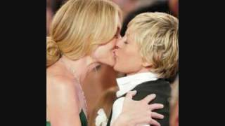 Ellen DeGeneres & Portia de Rossi view on youtube.com tube online.