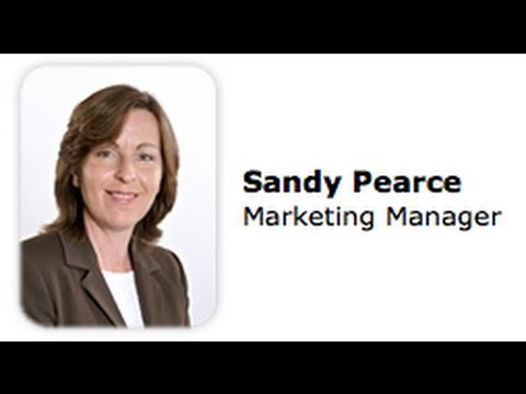 Sandy Pearce from Massage Today - Live Interview