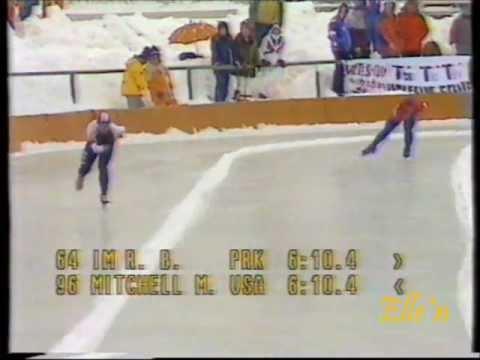 Olympic Winter Games Sarajevo 1984 – 5 km Im – Mitchell