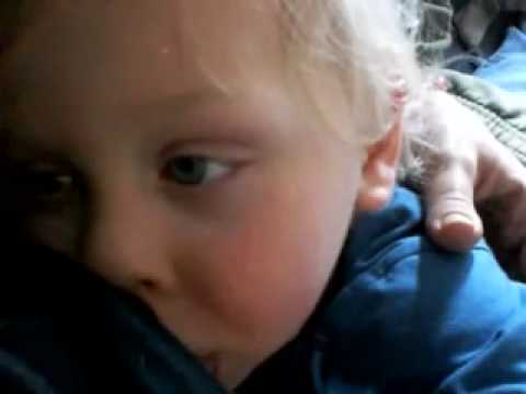 Toddler Nursing at 29 Months on Plane