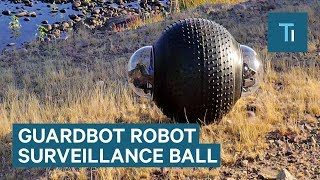 Robot Surveillance Balls Can Swim And Roll On Any Terrain
